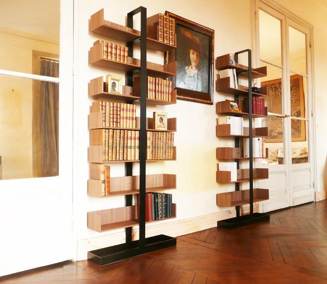 Books Certainly Are The Symbol Of Elegance And Class. This Book Library Is  Exclusively Designed By Alex De Rouvray. Just Take A Look.