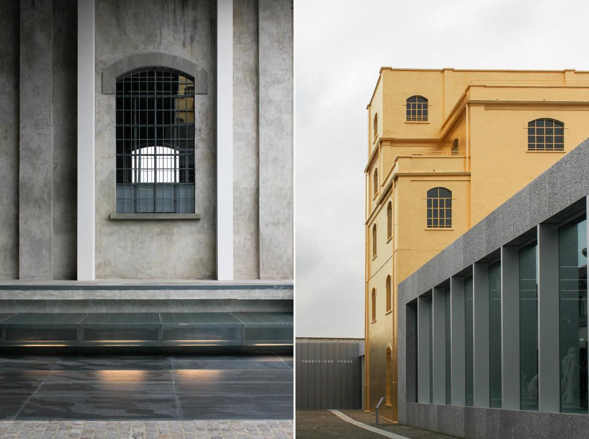 Fondazione prada rem koolhaas and oma in milan lusive for Fondation prada milan